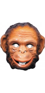 Masque de Singe PVC