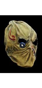Masque d'épouvantail intégral Halloween