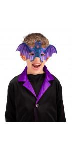 Masque EVA chauve-souris Halloween enfant