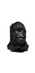 Masque Gorille noir