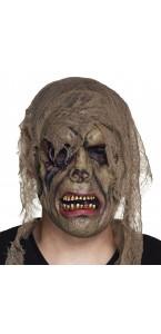 Masque Pirate de L'horreur en Latex Halloween