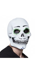 Masque senor lavatera en latex Halloween