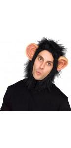 Masque Singe à grandes oreilles pour homme Halloween