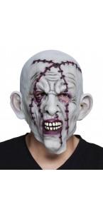 Masque Stapelface en Latex Halloween