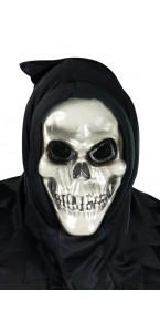 Masque tête de mort Halloween