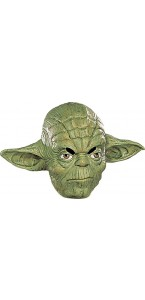 Masque Yoda adulte