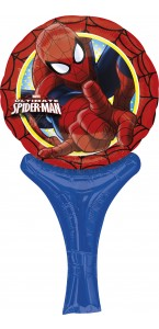 Mini Ballon Spiderman