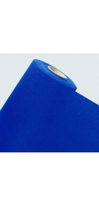 Nappe bleu royal en voie sèche 25 M