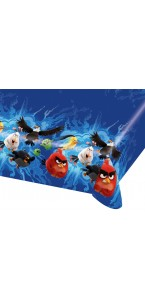 Nappe Angry Birds en plastique 1,20 x 1,80 m