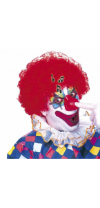 Nez rouge de clown musical