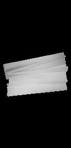 Papier crépon argent 50 cm