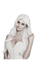 Perruque Princesse Fantôme Halloween