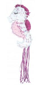 Pinata Hippocampe Irisé 53 cm