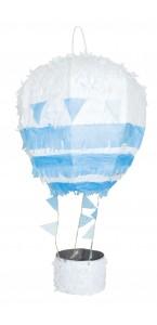 Pinata Montgolfière Bleue 56 cm