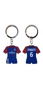 Porte-clé PSG tenue Verratti