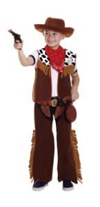 Panoplie Cowboy avec accessoires 3/6 ans