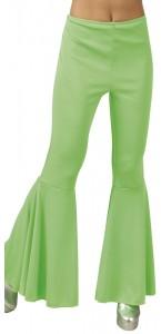 Pantalon Pat d'eph stretch vert clair taille M