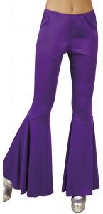Pantalon Pat d'eph stretch violet taille M