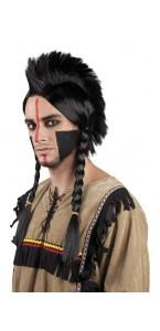 Perruque indien Antinanco homme