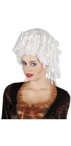 Perruque Marie-Antoinette