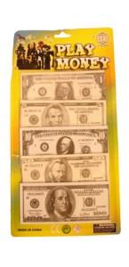 Plaque faux dollars