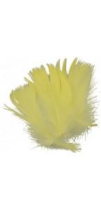 Plumettes jaunes 5 gr