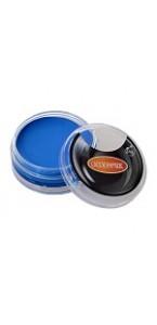 Pot de Maquillage à l'eau bleu sans paraben 14g