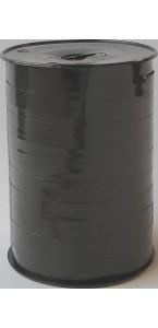 Rouleau de bolduc miroir noir 250 m