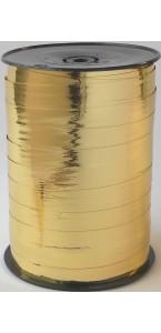 Rouleau de bolduc miroir or 250 m