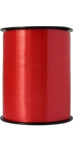 Rouleau de bolduc rouge 500 m