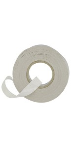 Rouleau de Double face blanc 12mm x 18 m