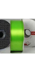 Ruban déco pailleté vert 6,3 cm x 5 m