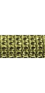 Ruban diamants or 2 cm x 1,80 m