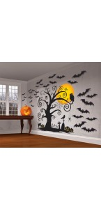 Scene setter Family friendly Halloween 1,65 x 82,5 cm