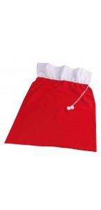 Sac à cadeaux rouge 1 er prix 100 x 60 cm