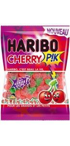 Sachet bonbons Cherry Pik Haribo 120 g