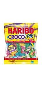 Sachet bonbons Croco Pik Haribo 120 g
