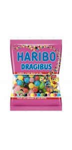 Sachet bonbons Dragibus Haribo 120 g