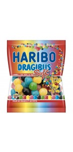 Sachet bonbons Dragibus soft Haribo 120 g