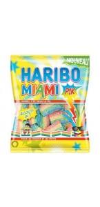 Sachet bonbons Miami Pik Haribo 120 g