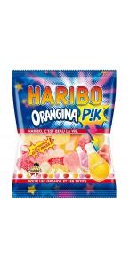 Sachet bonbons Orangina Pik Haribo 120 g