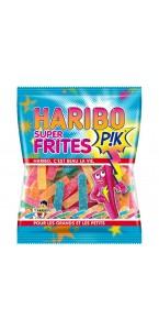 Sachet bonbons Super frites Pik Haribo 120 g