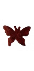 Sachet de 15 papillons gomme chocolat