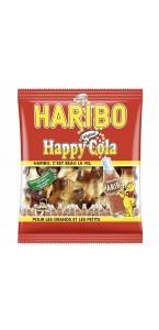 Sachet de bonbons Happy Cola Haribo 120 g