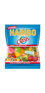 Sachet de bonbons Oasis Haribo 100 g