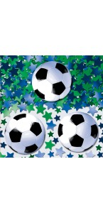 Sachet de Confettis de table Football 14 gr