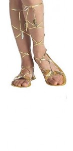 Sandales romaines taille unique
