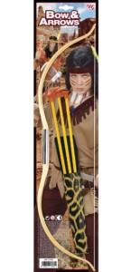 Set indien arc et flèches