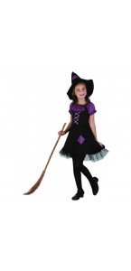 Set sorcière Monster enfant