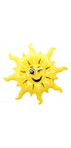Soleil gonflable 60 cm